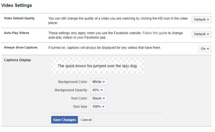 Facebook-subtitles-Settings