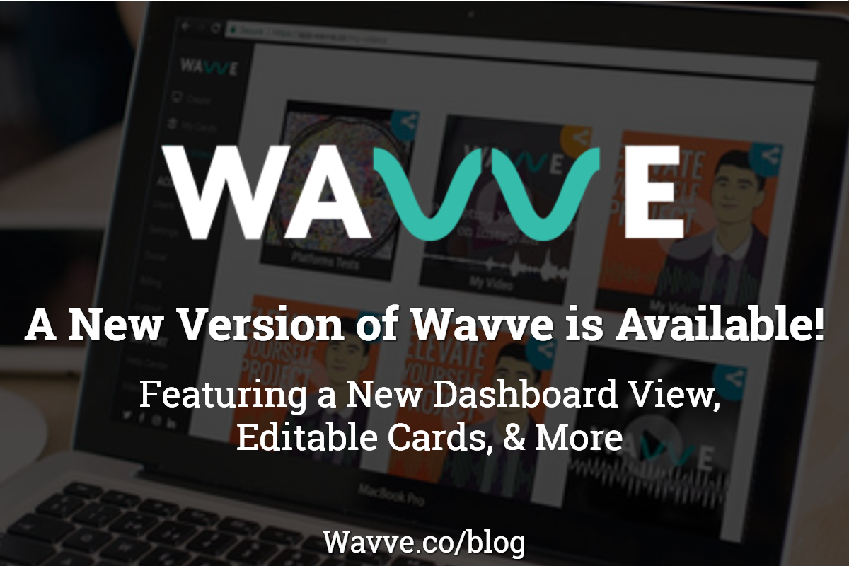 Introducing The New Wavve Studio Experience