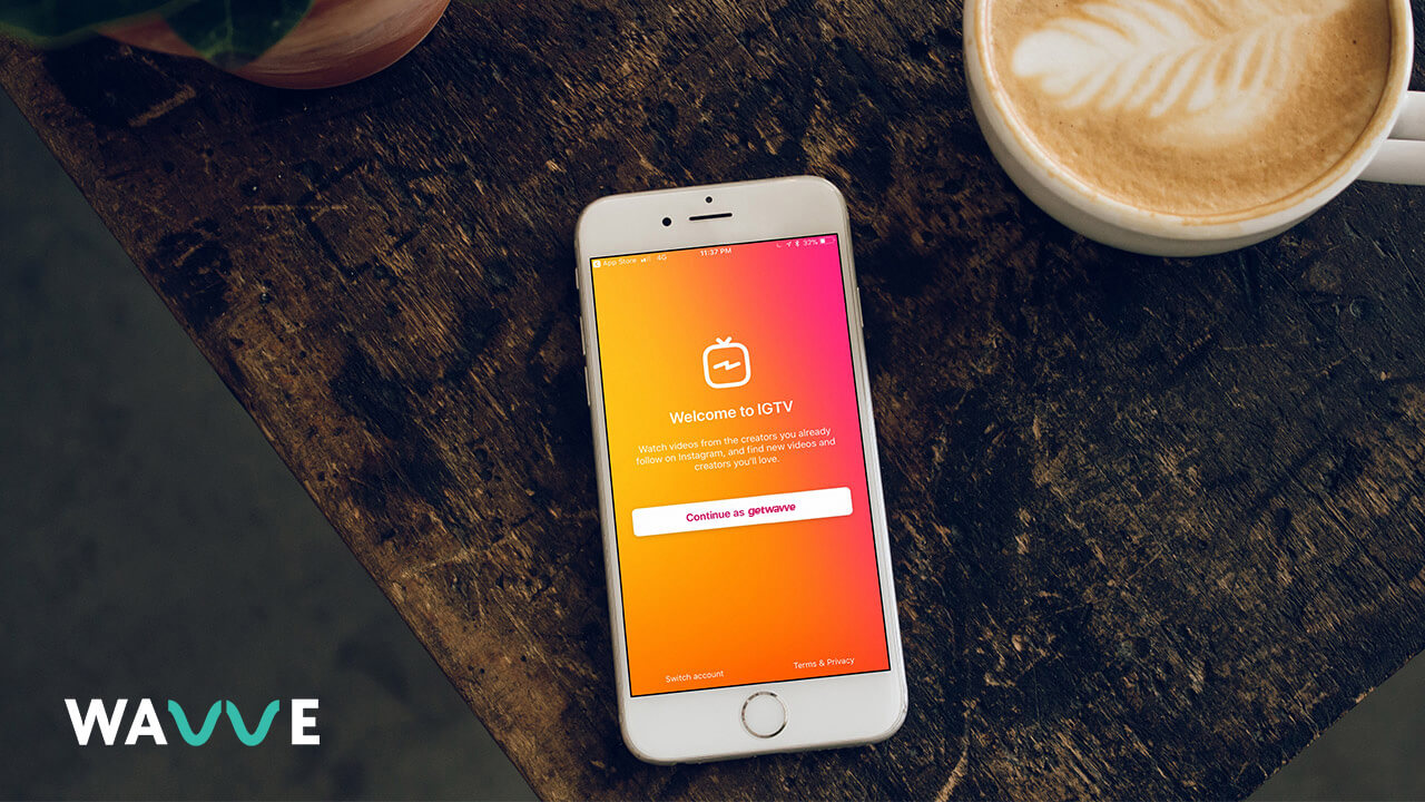 How To Share Podcast Clips to Instagram TV (IGTV) - Wavve