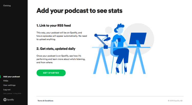 How to Get Your Podcast on Spotify