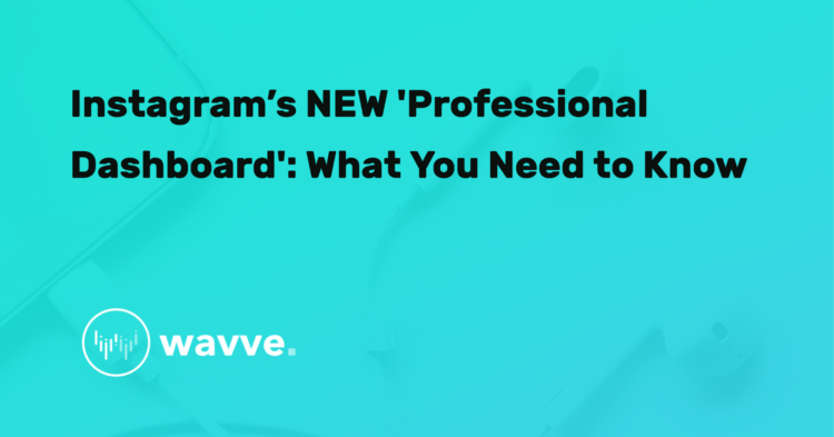 Instagram's NEW 'Professional Dashboard': What You Need to Know