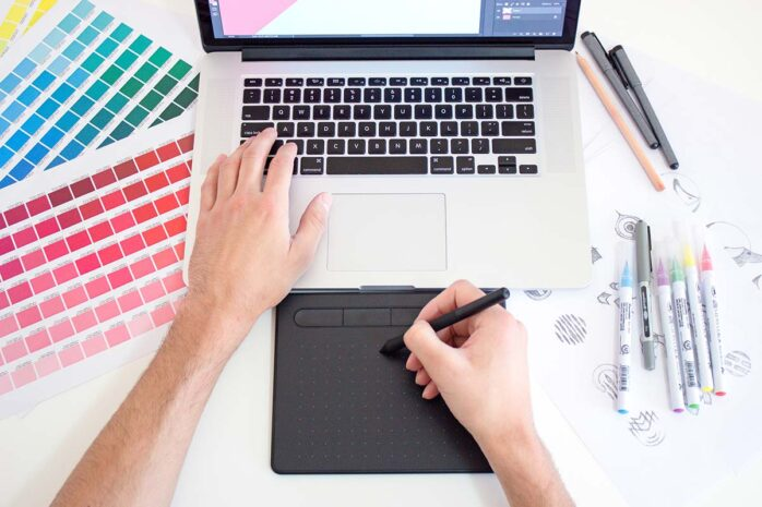 How Thinking Like a Graphic Designer Will Make You a Better Podcaster